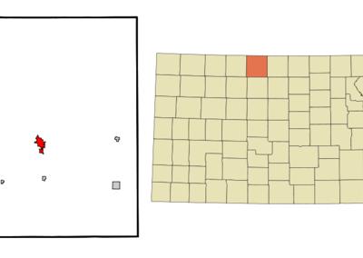 Location Of Phillipsburg Kansas