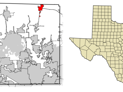 Location Of Pilot Point In Denton County Texas