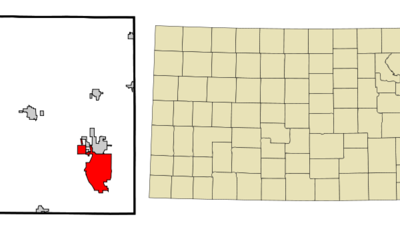 Location Of Pittsburg Kansas