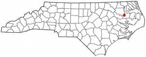 Location Of Plymouth North Carolina