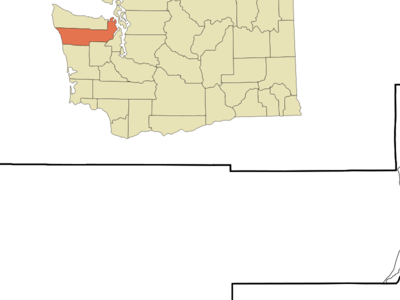 Location Of Port Hadlock Irondale Washington