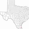 Location Of Port Mansfield Texas