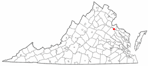 Location Of Port Royal Virginia