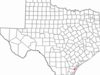 Location Of Portland Texas