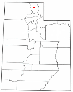 Location Of Providence Utah
