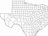 Location Of Quanah Texas