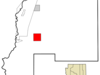 Location In La Paz County And The State Of Arizona