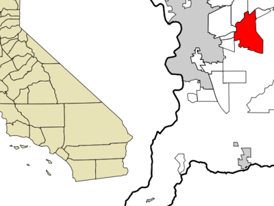 Location In Sacramento County