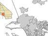 Location Of Rancho Palos Verdes In Los Angeles County California