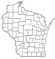 Location Of Richland Center Wisconsin