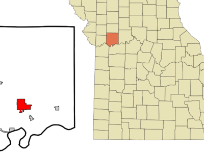 Location Of Richmond Missouri