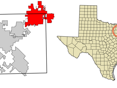 Location Of Royse City In Rockwall County Texas