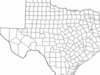 Location Of Rusk Texas