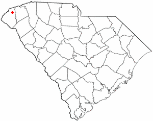 Location Of Salem South Carolina