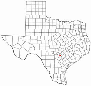 Location Of Seguin Texas