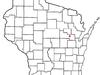 Location Of Shawano Wisconsin