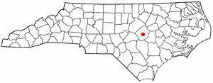 Location Of Smithfield North Carolina