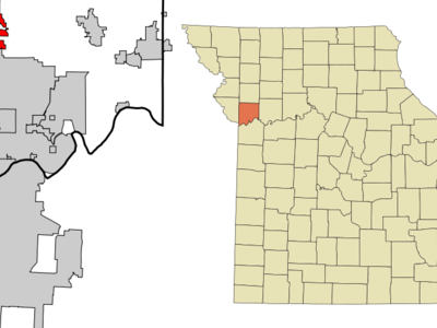 Location Of Smithville Missouri