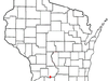 Location Of Spring Green Wisconsin