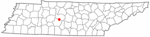 Location Of Spring Hill Tennessee