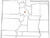 Location Of Springville Utah
