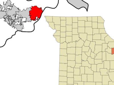 Location In The State Of Missouri