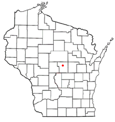 Location Of Stevens Point Wisconsin