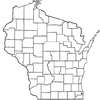 Location Of Sturtevant Wisconsin