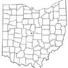 Location Of Sunbury Ohio