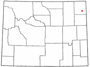 Location Of Sundance Wyoming