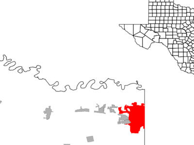 Location Of Texarkana Texas