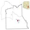 Location In Graham County And The State Of Arizona
