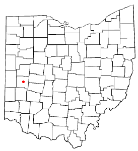 Location Of Troy Ohio