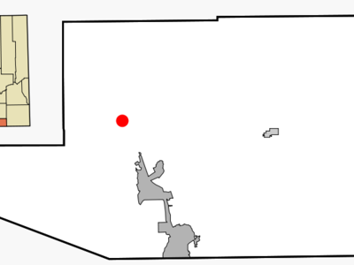 Location In Santa Cruz County And The State Of Arizona