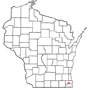 Location Of Union Grove Wisconsin