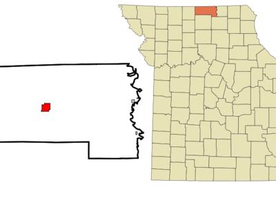 Location Of Unionville Missouri