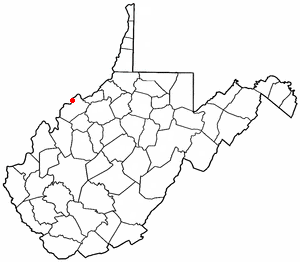 Location Of Vienna West Virginia