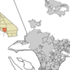 Location Of Walnut In Los Angeles County California