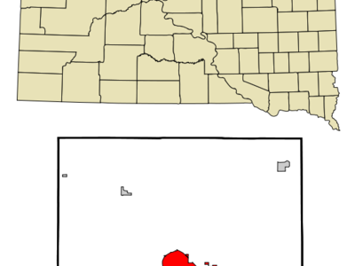 Location In Codington County