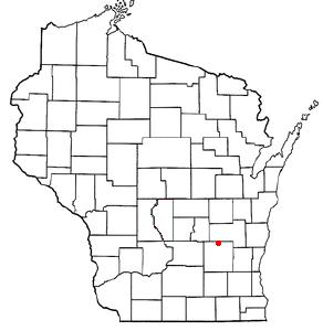 Location Of Waupun Wisconsin