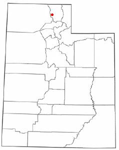 Location Of Wellsville Utah