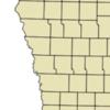 Location Of West Union Iowa