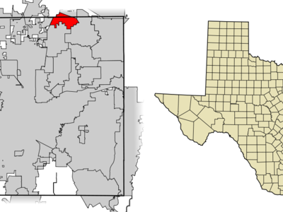 Location Of Westlake In Tarrant County Texas