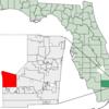 Location Of Weston Broward County Florida