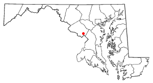 Location Of Wheaton Glenmont Maryland