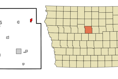 Location Of Williams Iowa