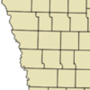 Location Of Williamsburg Iowa