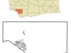 Location Of Woodland Washington