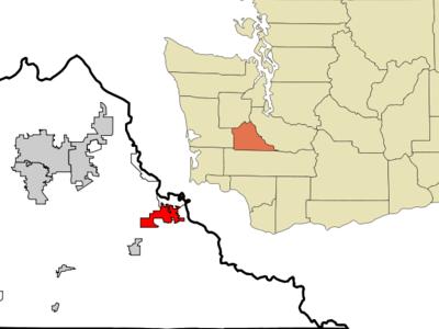 Location Of Yelm Washington