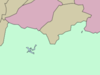 Location Of Yonago In Tottori